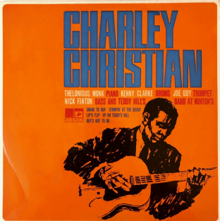 Charley Christian ‎- The Immortal Charley Christian  (LP) (VG/G++)